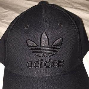 Adidas Originals Trefoils Precurve Black OSFM Hat